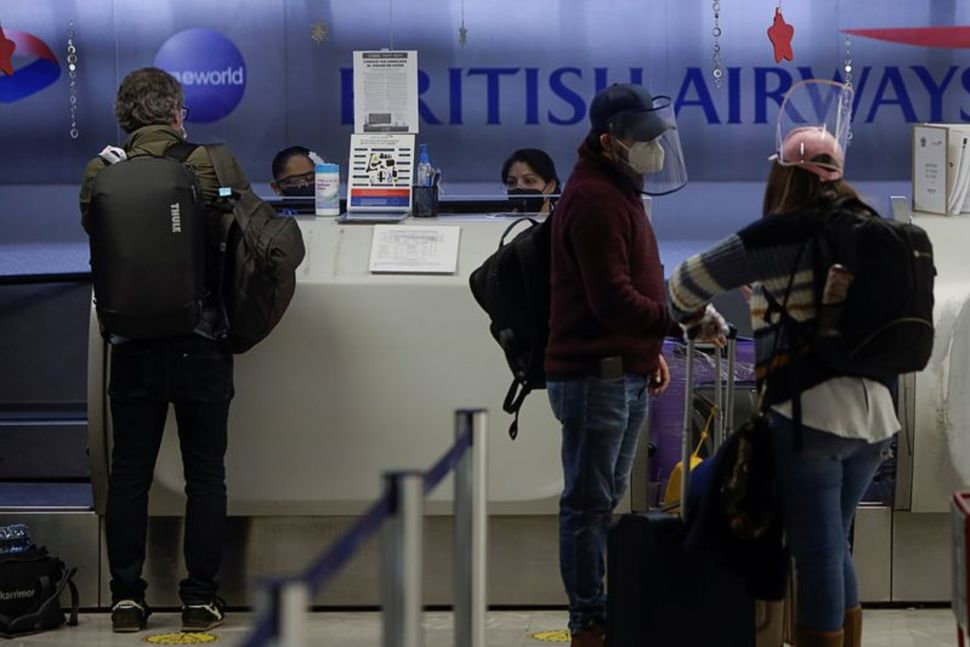 Vaccinated People to Travel Without Restrictions - British Airways