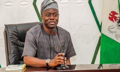 Gov. Makinde Promises To Boost Economic Growth In Oyo State