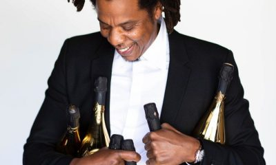 Jay Z's Net Worth Increased By 40% After Tidal, Armand de Brignac Deals