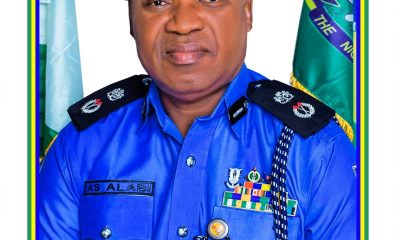 New Commissioner Of Police Resumes Office In Bauchi