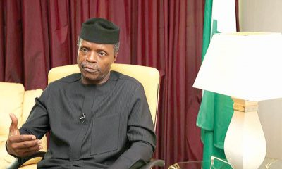 'Our Government Most Particular About The Vulnerable' - Osinbajo