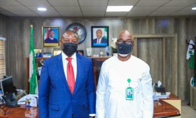 FIFA: Sports Minister Congratulates Amaju Pinnick On His New Appointment