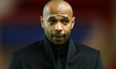 Thierry Henry To Quit Social Media Due To Cyberbullying