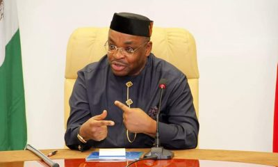 Gov Emmanuel Restricts Movement of Tricycles, Motorcycles in 3 LGAs in A'Ibom