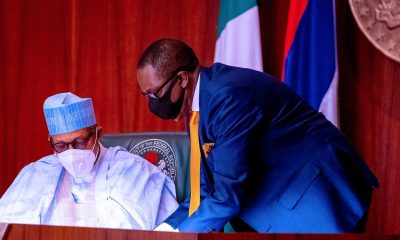 Buhari To Security Chiefs: Identify The Bandits And Sponsors, Crush Them