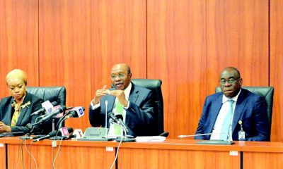 CBN Governor Disprove Rumours Of Flexible Exchange Rate