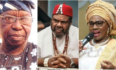 Lere Paimo, Other Nollywood Living Legends