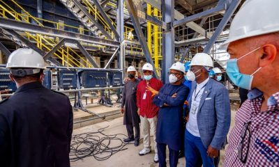 Sanwo-Olu Tours Dangote Refinery Project, Hails Potential Economic Impact on Nigeria