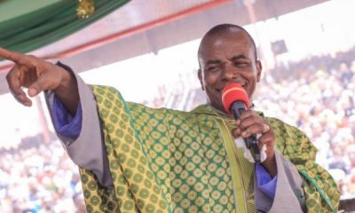 APC Threatens Father Mbaka Over Impeachment Call Against Buhari