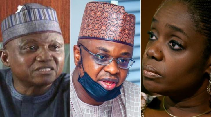 Garba Shehu: Pantami's Extremism Is Nothing Compare To Adeosun's Certificate Forgery