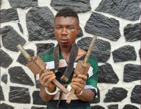 Lagos Police Arrest Wanted Cultist