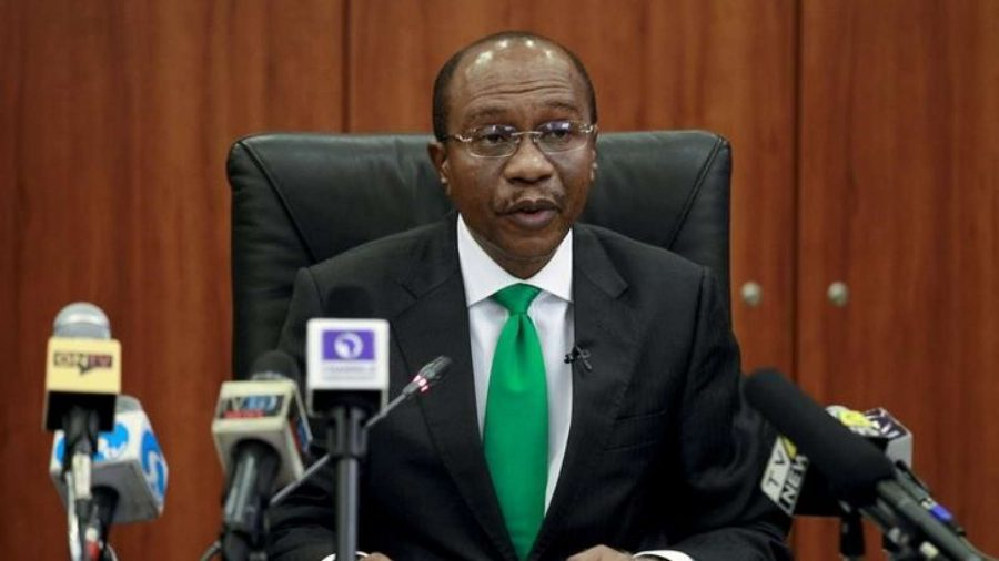 Emefiele's Statement On The Sacking Of FBN Holdings Board
