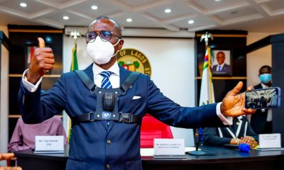 Can Sanwo-Olu's Body Cam End Police Brutality?