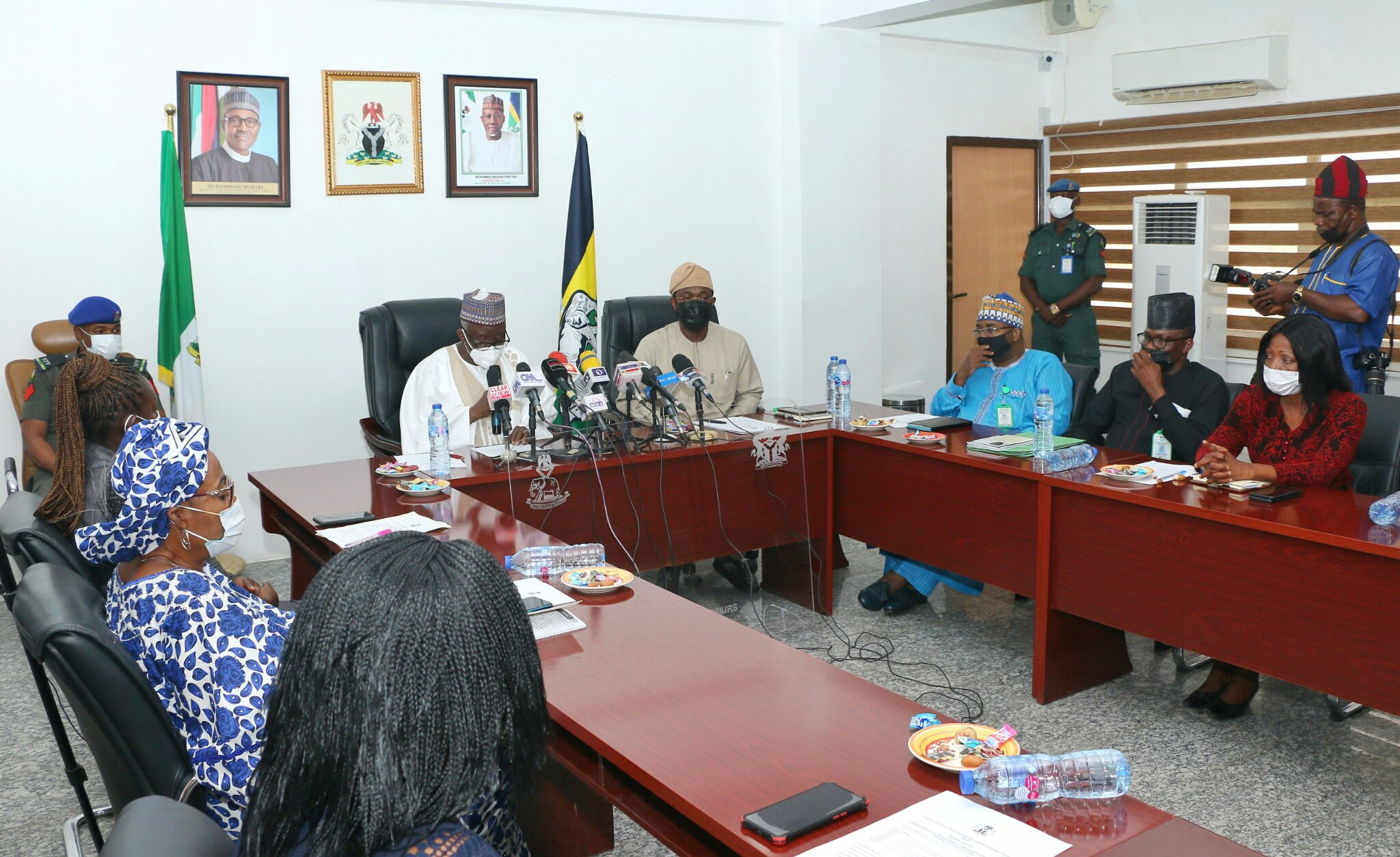 Minister Inaugurate Committee To Handle Cases Against Police Personnel