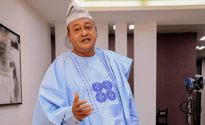 How I Ended Up Marrying 4 Wives -Jide Kosoko