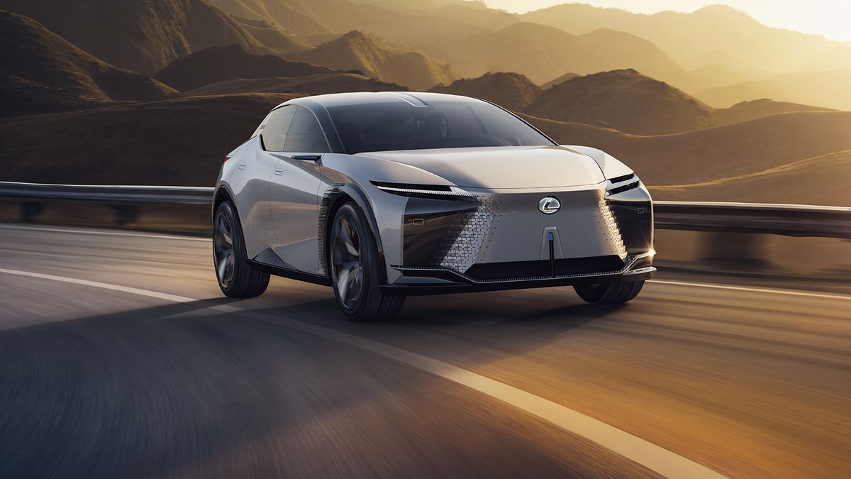 Lexus To Produce At Least 10 Electric Vehicles By 2025