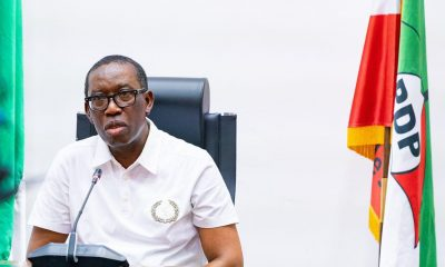 'N100Bn Unpaid Pension Was Inherited By My Administration'- Okowa
