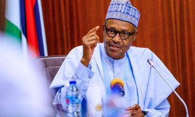 Buhari Seeks Help From US Govt To Combat Nigeria's Rising Insecurity