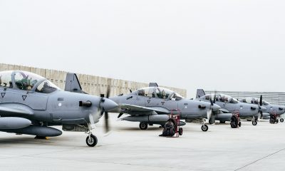 Nigerian Airforce To Acquire New Super Tucano Combat Aircrafts