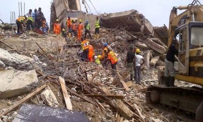 Lagos Govt. Begins Enforcement Against Building Collapse