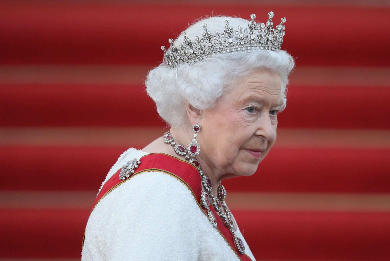 Queen Elizabeth Addresses Issues Of Funeral Outfit For Late Husband