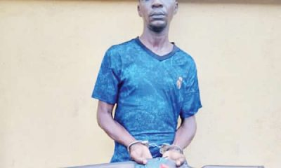 Police Arrest Trigger-happy Vigilante For Killing Passer-by