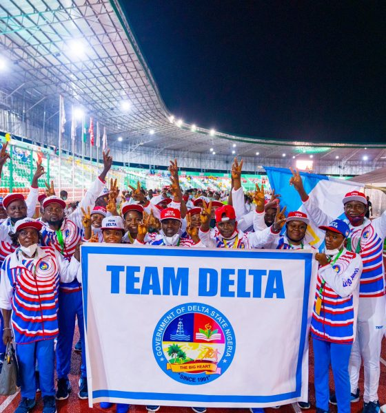 NSF: Delta State Wins National Sports Festival, To Host Next