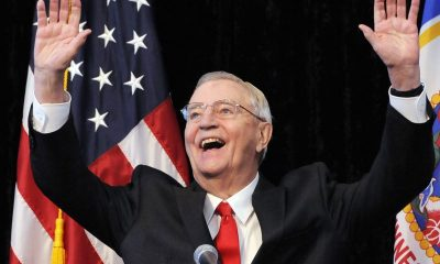 Walter Mondale, Former Vice President Of The United State, Dies At 93