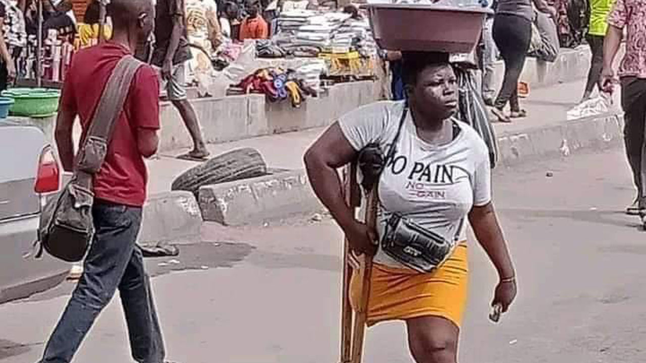 Lagos Govt Withholds Amputee Hawker's N25m Donation For Lying