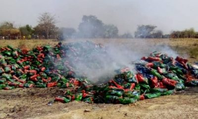 Kano Govt. Destroys Expired Products Worth N90m