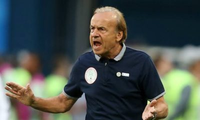 AFCON Qualifier: How Gernot Rohr Changed Super Eagles' Narrative