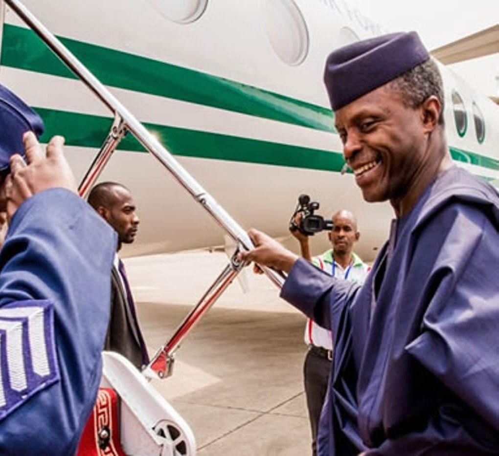 Osinbajo Heads To Freetown For Sierra Leone's 60th Independence