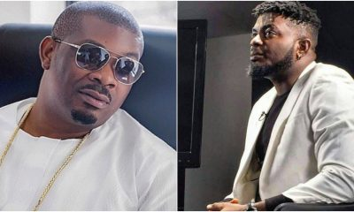 How Don Jazzy Harassed Me With SARS -Kelly Handsome