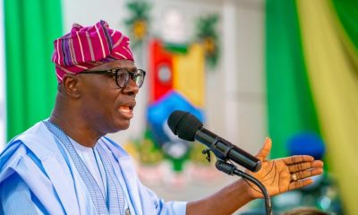 RAMADAN: Pray For Peace In Nigeria- Gov. Sanwo-Olu