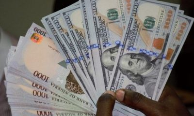 Naira Drops In Value, Now Sells For N410 Per Dollar
