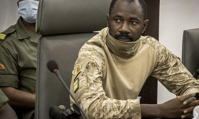Coup Leader, 'Assimi Goita' Named As Mali's President