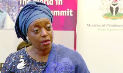 EFCC Says It Recovered $153m, 80 Buildings From Alison-Madueke