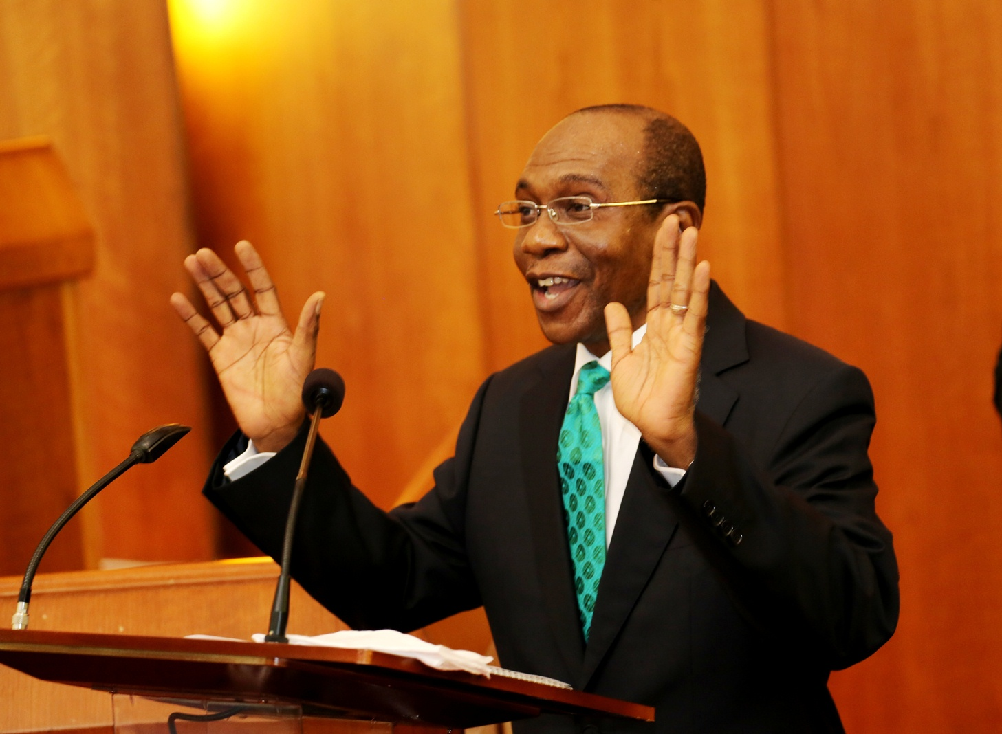 Emefiele Reiterates CBN Support For Farmers