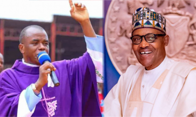 Father Mbaka Is Morally Right To Codemn Buhari - Newsrand Readers
