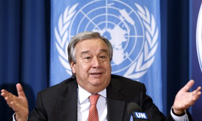 Guterres Commends Africa's Heritage, Says It Is Key For Transformation