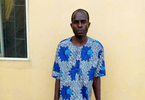 Man Arrested For Defiling His 3 Daughters, Neighbour's Niece