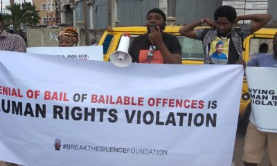 Why Baba Ijesha Can't Be Released On Bail -Police Address Protesters