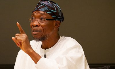 Insecurity In Nigeria 'A Temporary Phase' - Minister