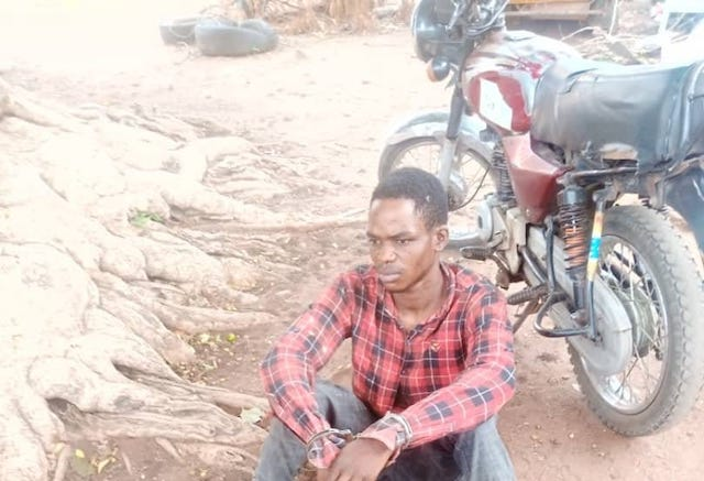 Kwara Traveller Arrested With Fresh Human Head, Hands