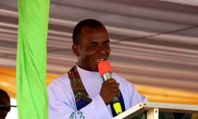 JUST IN: Father Mbaka Missing -Ohaneze