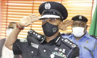 IGP Assures Nigerians Of Ending Insecurity Soon