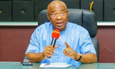 Over 400 People Arrested Due To State Mayhem In Imo - Uzodinma