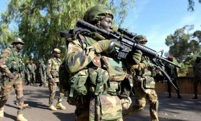 Troops Intercepts Terrorist Attack, Kills 9 In Maiduguri