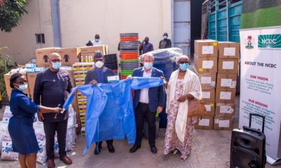 UNICEF Donates $8m Worth Of Personal Protective Equipment To Nigeria