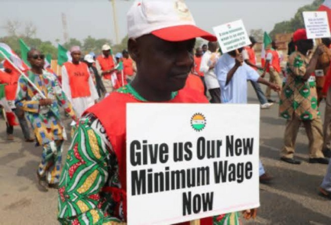 Labour Demands For N30,000 Minimum Wage For Workers In Kwara